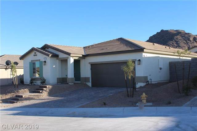 263 Winston, Indian Springs, NV 89018 (MLS #2146551) :: Signature Real Estate Group
