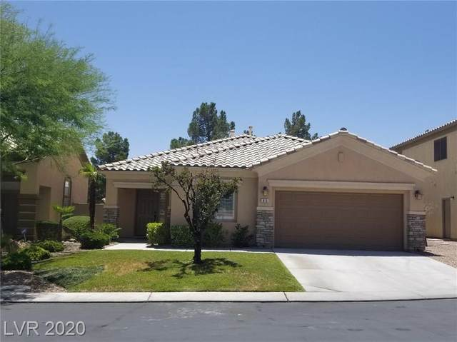 83 Pine Bay Court, Las Vegas, NV 89148 (MLS #2147172) :: Signature Real Estate Group