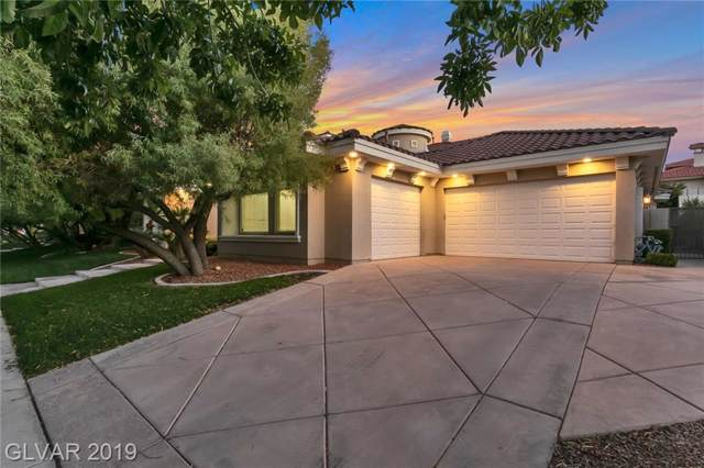 2285 Coral Ridge Avenue, Henderson, NV 89052 (MLS #2147946) :: Signature Real Estate Group