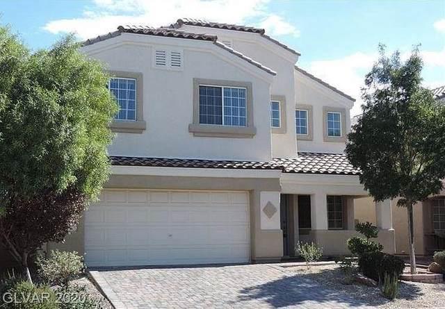 5528 Meridian Rain Street, North Las Vegas, NV 89031 (MLS #2149465) :: Jeffrey Sabel