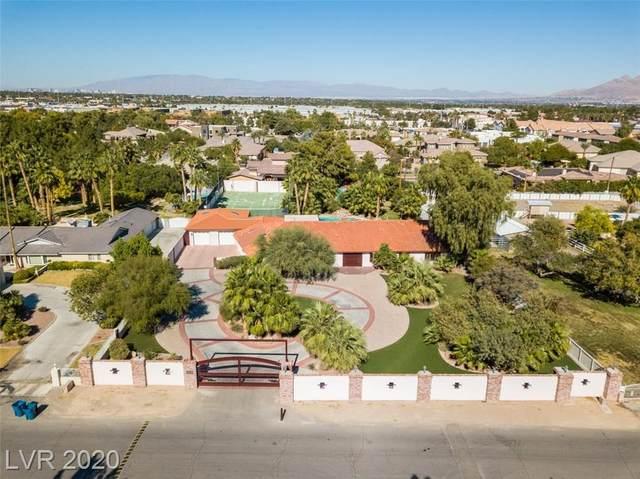 3730 Pama Lane, Las Vegas, NV 89120 (MLS #2150372) :: Signature Real Estate Group