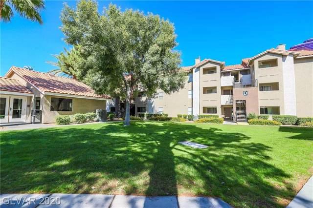 4200 Valley View #3042, Las Vegas, NV 89103 (MLS #2150731) :: Hebert Group | Realty One Group