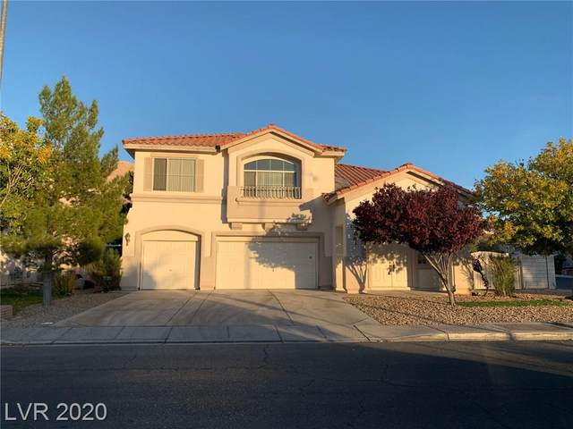 816 Golden Poppy Street, Las Vegas, NV 89110 (MLS #2151988) :: Signature Real Estate Group