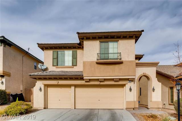9052 Picket Fence, Las Vegas, NV 89143 (MLS #2155377) :: The Lindstrom Group