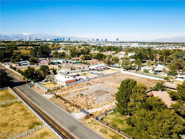 3600 East Pama Lane Lane, Las Vegas, NV 89120 (MLS #2156280) :: The Lindstrom Group
