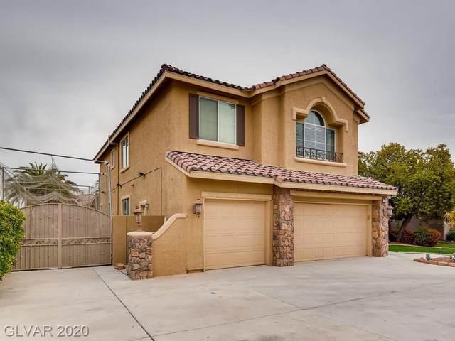 2910 Copper Beach Court, Las Vegas, NV 89117 (MLS #2158019) :: Hebert Group   Realty One Group
