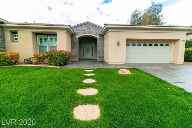 1729 Cypress Manor Drive, Henderson, NV 89012 (MLS #2158293) :: Performance Realty