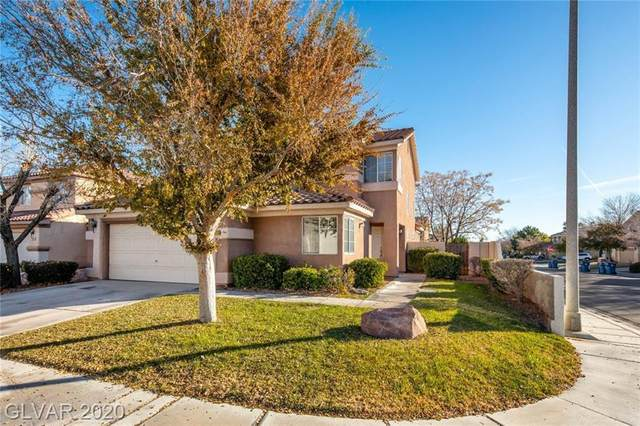 1312 Mount Hamilton Court, Las Vegas, NV 89117 (MLS #2158810) :: The Lindstrom Group