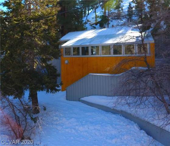 354 Alpine, Mount Charleston, NV 89124 (MLS #2158939) :: ERA Brokers Consolidated / Sherman Group