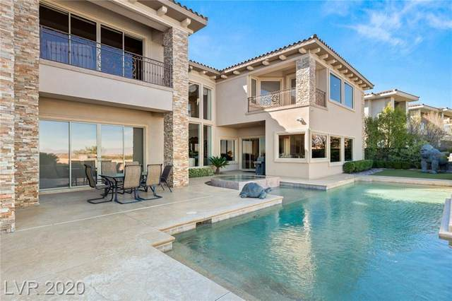 5156 Scenic Ridge Drive, Las Vegas, NV 89148 (MLS #2161367) :: Vestuto Realty Group