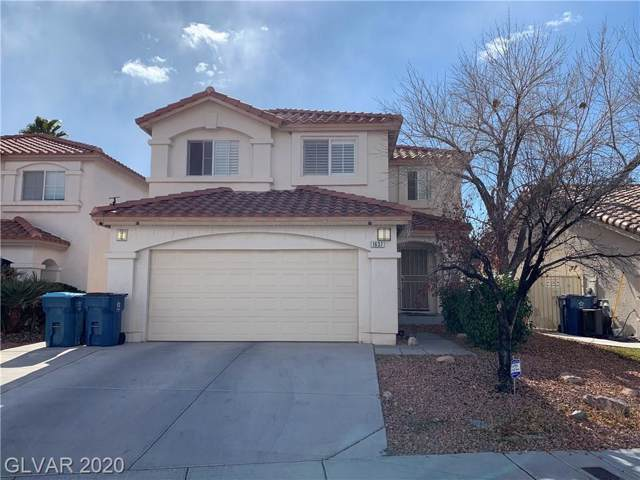 1637 Balsam Mist Avenue, Las Vegas, NV 89183 (MLS #2161511) :: Vestuto Realty Group