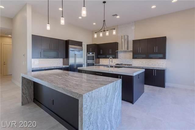 5380 N Riley Street, Las Vegas, NV 89149 (MLS #2161844) :: The Lindstrom Group