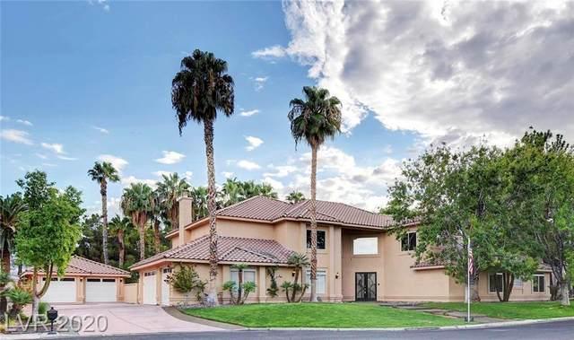 3769 Mesa Linda Drive, Las Vegas, NV 89120 (MLS #2163406) :: Signature Real Estate Group