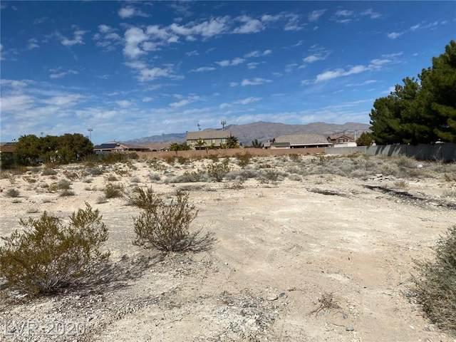 3804 La Madre Way, Las Vegas, NV 89031 (MLS #2163441) :: The Lindstrom Group