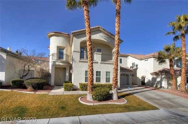 153 Cascade Lake Street, Las Vegas, NV 89148 (MLS #2163918) :: Vestuto Realty Group