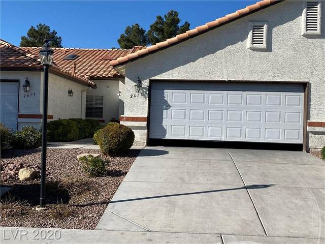 2615 Magic Moon Lane, Las Vegas, NV 89146 (MLS #2164526) :: Vestuto Realty Group