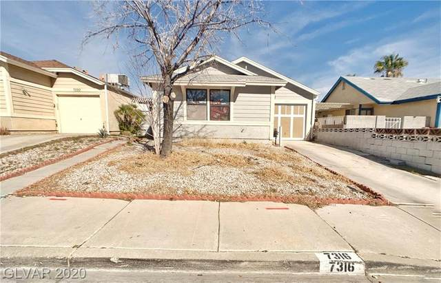 7316 Vireo Drive, Las Vegas, NV 89147 (MLS #2164610) :: ERA Brokers Consolidated / Sherman Group