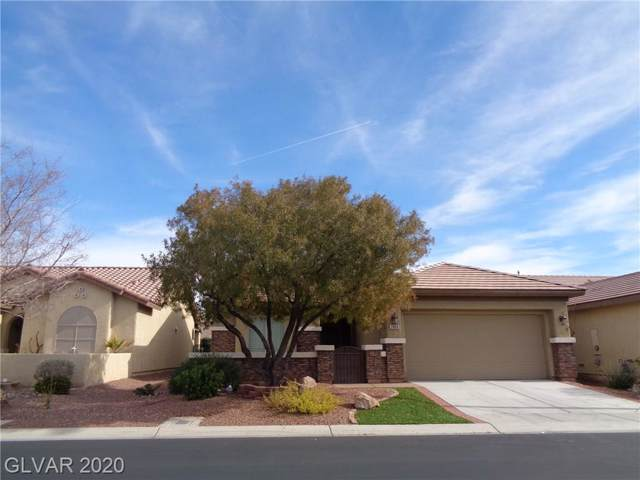3860 Trotters Ridge, Las Vegas, NV 89122 (MLS #2165693) :: Signature Real Estate Group