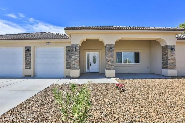 5500 E Santovito, Pahrump, NV 89061 (MLS #2166686) :: Signature Real Estate Group