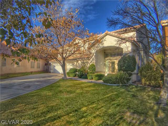 2155 Wilbanks, Henderson, NV 89012 (MLS #2167722) :: Signature Real Estate Group