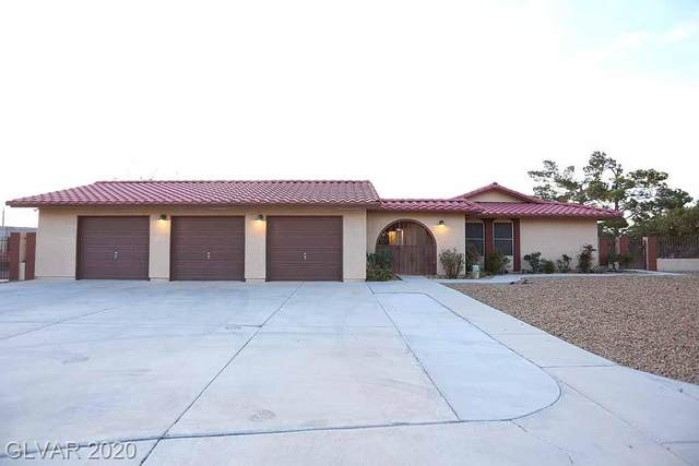 141 Spanish Drive, Las Vegas, NV 89110 (MLS #2170355) :: Signature Real Estate Group