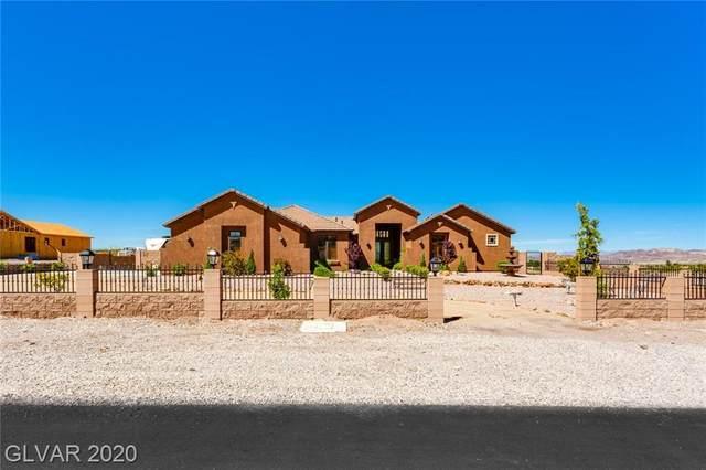 490 Paradise Hills, Henderson, NV 89002 (MLS #2170668) :: Signature Real Estate Group