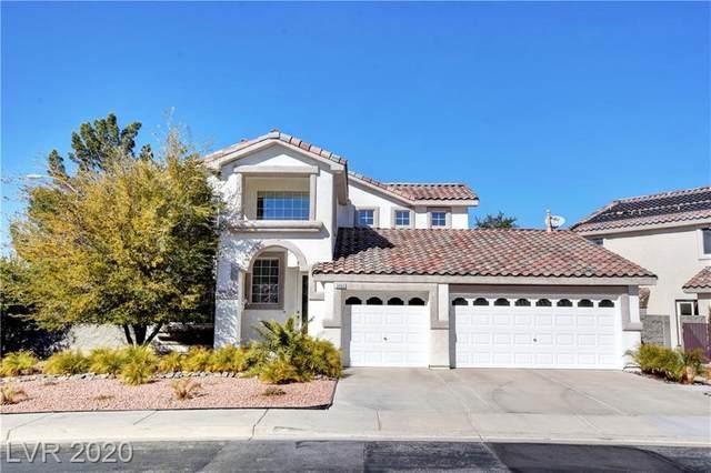 3060 Evening Mist Avenue, Henderson, NV 89052 (MLS #2172353) :: Signature Real Estate Group