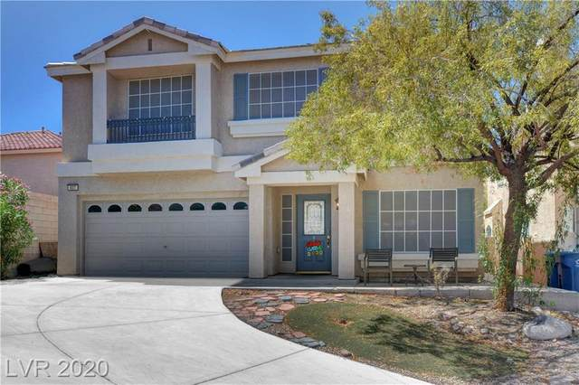 Henderson, NV 89052 :: The Mark Wiley Group | Keller Williams Realty SW