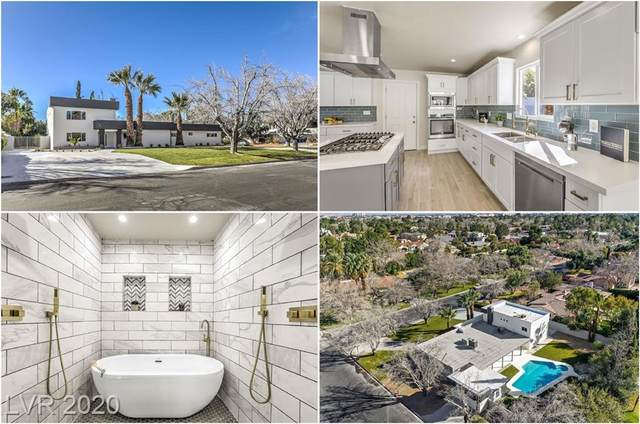 200 Rosemary, Las Vegas, NV 88910 (MLS #2174011) :: Signature Real Estate Group