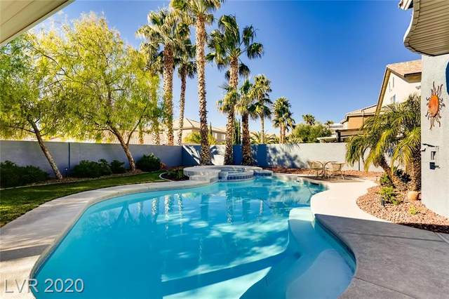 8301 Fawn Meadow Avenue, Las Vegas, NV 89149 (MLS #2174369) :: Hebert Group | Realty One Group