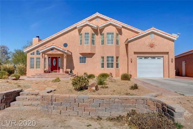 1120 Lou Jean Avenue, Overton, NV 89040 (MLS #2174427) :: Signature Real Estate Group