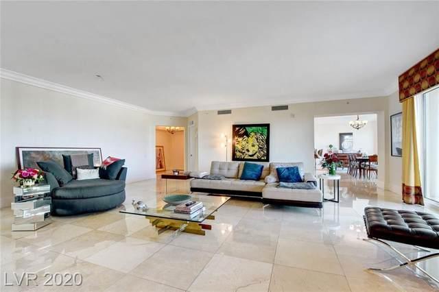 2777 Paradise Road #2401, Las Vegas, NV 89109 (MLS #2174581) :: Team Michele Dugan