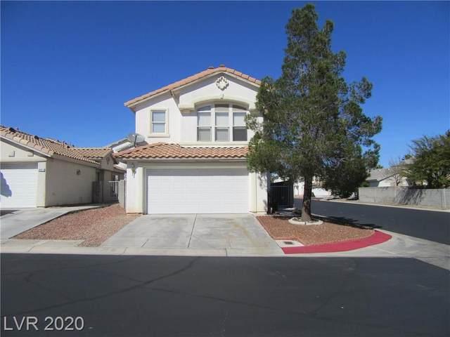 8484 Birthstone Avenue, Las Vegas, NV 89147 (MLS #2175436) :: Signature Real Estate Group