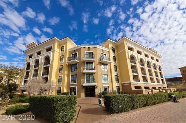29 Montelago Boulevard #320, Henderson, NV 89011 (MLS #2175443) :: Billy OKeefe | Berkshire Hathaway HomeServices