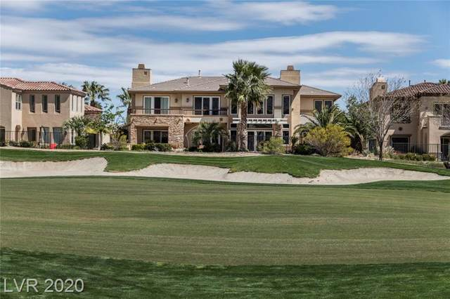 2465 Grassy Spring Place, Las Vegas, NV 89135 (MLS #2175664) :: Hebert Group   Realty One Group