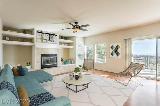 820 Picotte Street #201, Las Vegas, NV 89144 (MLS #2175678) :: Hebert Group | Realty One Group