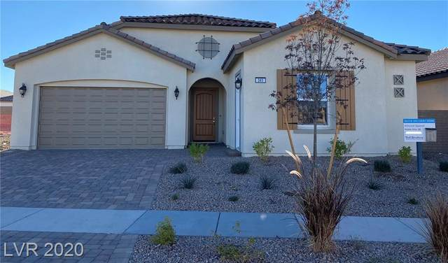 341 Meadow Brush Place, Henderson, NV 89011 (MLS #2176875) :: Jeffrey Sabel