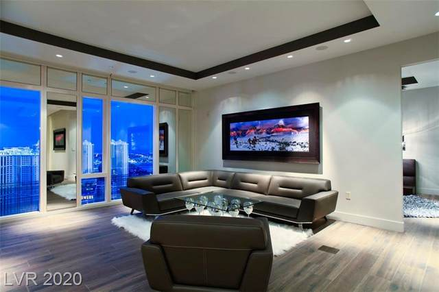 3750 S Las Vegas #2708, Las Vegas, NV 89158 (MLS #2179005) :: Billy OKeefe | Berkshire Hathaway HomeServices