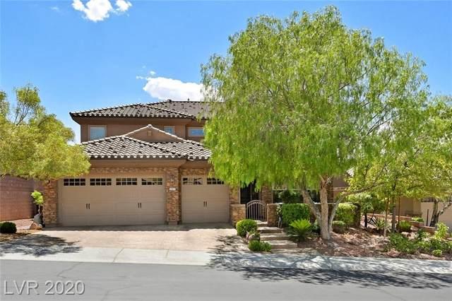 2813 Sisteron, Henderson, NV 89044 (MLS #2183137) :: Helen Riley Group | Simply Vegas