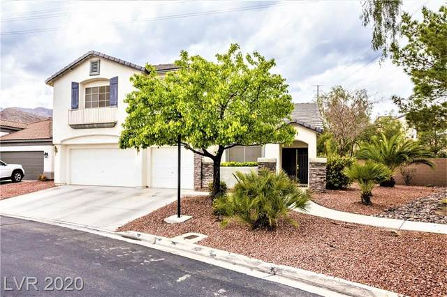 10608 Haileville, Las Vegas, NV 89129 (MLS #2184668) :: Performance Realty