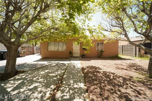 601 E Carey Avenue, Las Vegas, NV 89030 (MLS #2185827) :: Helen Riley Group | Simply Vegas