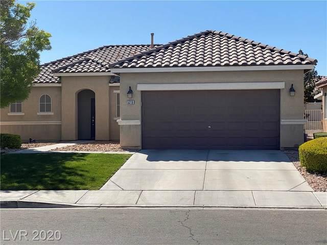 5319 Reed Station Street, North Las Vegas, NV 89031 (MLS #2188768) :: Vestuto Realty Group