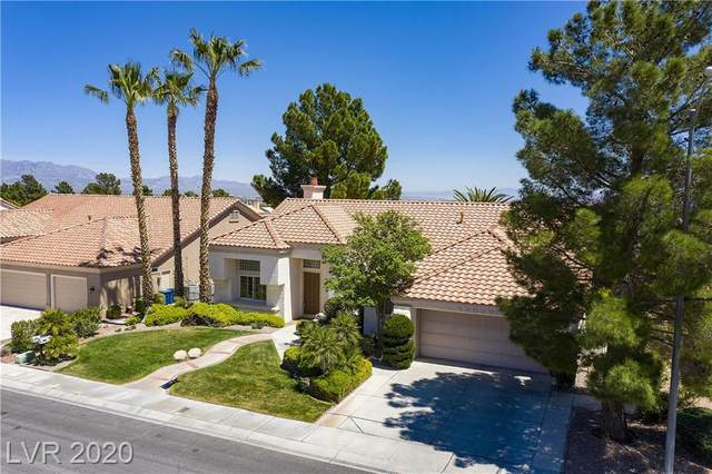 3020 Hawksdale, Las Vegas, NV 89134 (MLS #2191292) :: Signature Real Estate Group