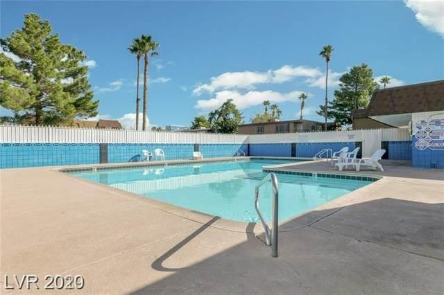 4671 Monterey #1, Las Vegas, NV 89169 (MLS #2195370) :: The Shear Team