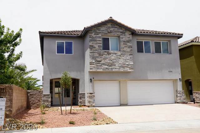 3986 Fire Fox Drive, North Las Vegas, NV 89032 (MLS #2195459) :: The Lindstrom Group