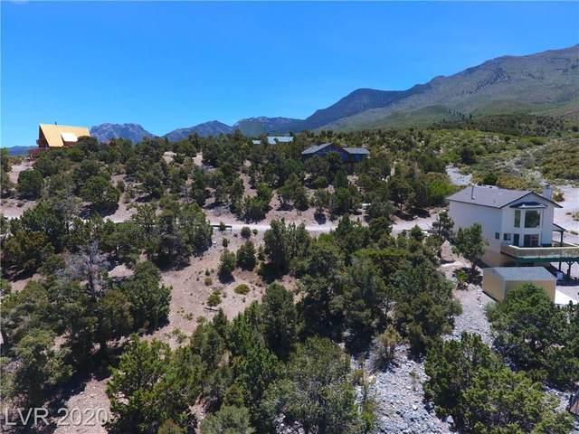 182 Baughman Circle, Cold Creek, NV 89124 (MLS #2196496) :: Signature Real Estate Group