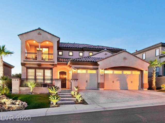 2781 Josephine, Henderson, NV 89044 (MLS #2197978) :: Helen Riley Group | Simply Vegas