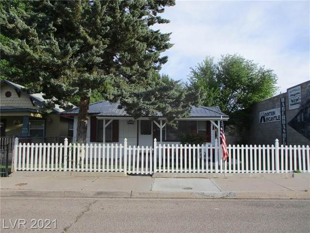 180 Front, Caliente, NV 89008 (MLS #2199133) :: The Perna Group