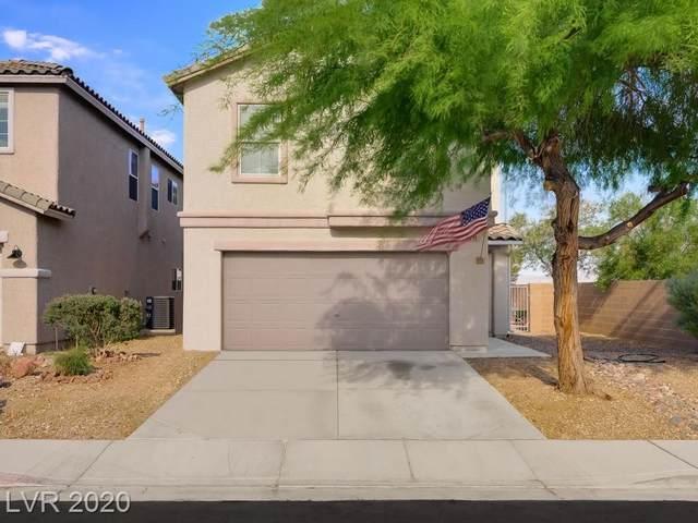 10298 Purple Primrose, Las Vegas, NV 89141 (MLS #2200011) :: Jeffrey Sabel