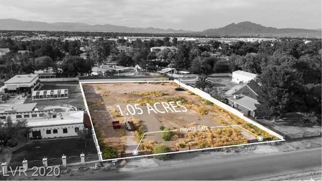 3600 Pama Lane, Las Vegas, NV 89120 (MLS #2200045) :: Jeffrey Sabel